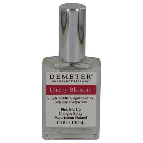 Demeter by Demeter Cherry Blossom Cologne Spray (unboxed) 1 oz (Women)