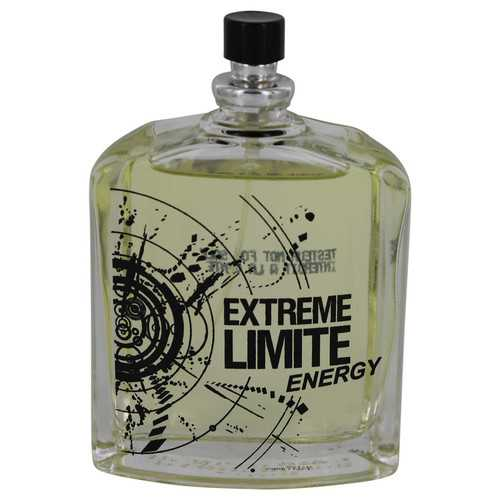 Extreme Limite Energy by Jeanne Arthes Eau De Toilette Spray (Tester) 3.3 oz (Men)