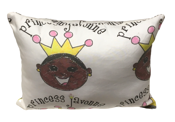 Princess Javonne Pillow & Book Set