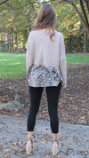 The New Neutral Top Leopard