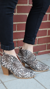 Wild Side Booties Leopard