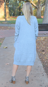 Every Occasion Cardigan Heather Gray