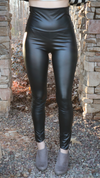 Smooth Operator High Waist Leggings Black