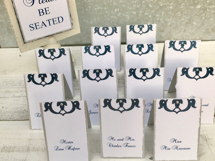 Table Seating Cards, Wedding Seating Cards, Table Cards, Seating Cards, Personalized Seating Cards, Place Cards