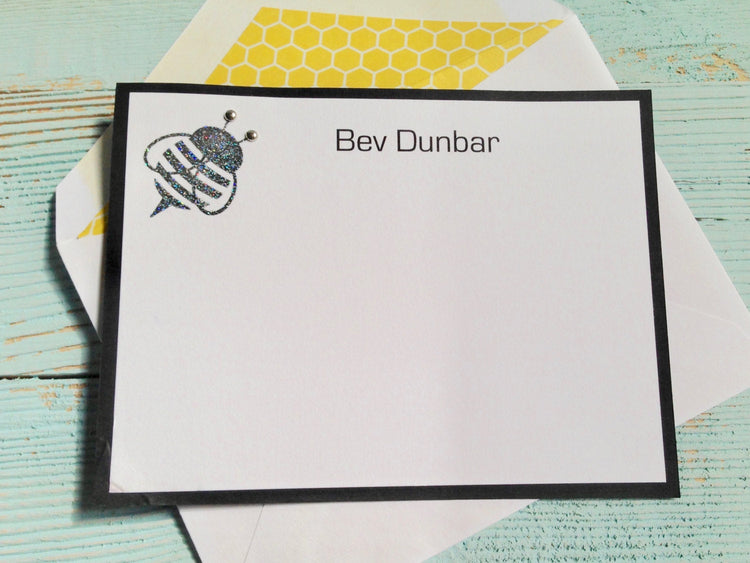 Bumble Bee Note Cards