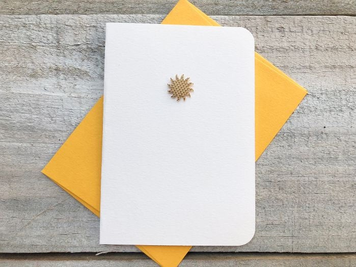 Sunshine Cards - Sunshine Stationery - Sunshine Note Cards -  Sun Cards - Sun Stationery - Sun Note Cards - Blank Cards - Gifts for Her
