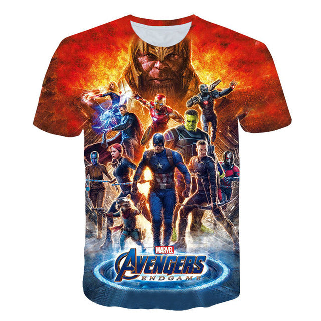 Avengers Endgame T-SHIRTS    SELLING OUT FAST!