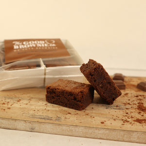 Belgian Chocolate Brownie Bag (4 Bites)