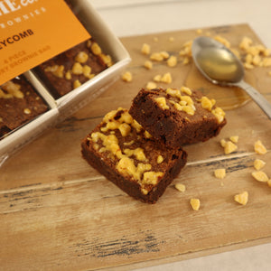 Honeycomb Brownie Bags (4 Bites)