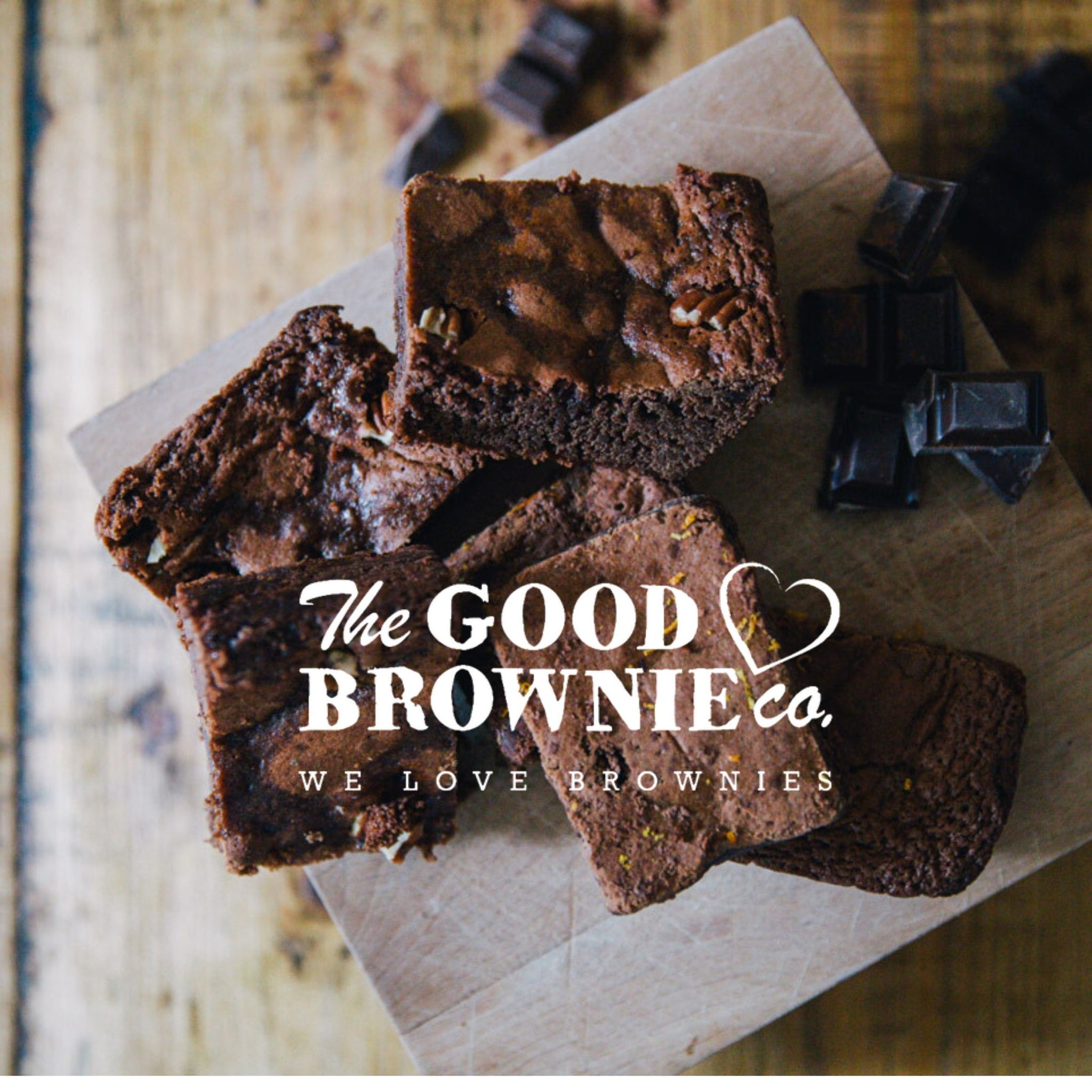 Good Brownies for Good People! Gift Card