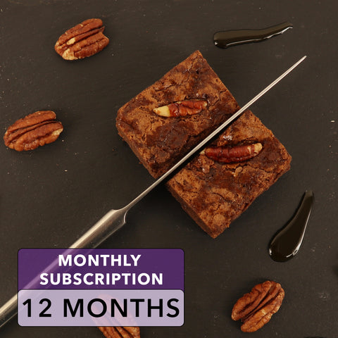 12 Months Monthly Subscription (12 Deliveries)