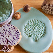 The Wild Hearts Breathe Easy light green organic sensory natural playdough bio grøn økologisk sensorisk modellervoks til kreativ og rolig leg