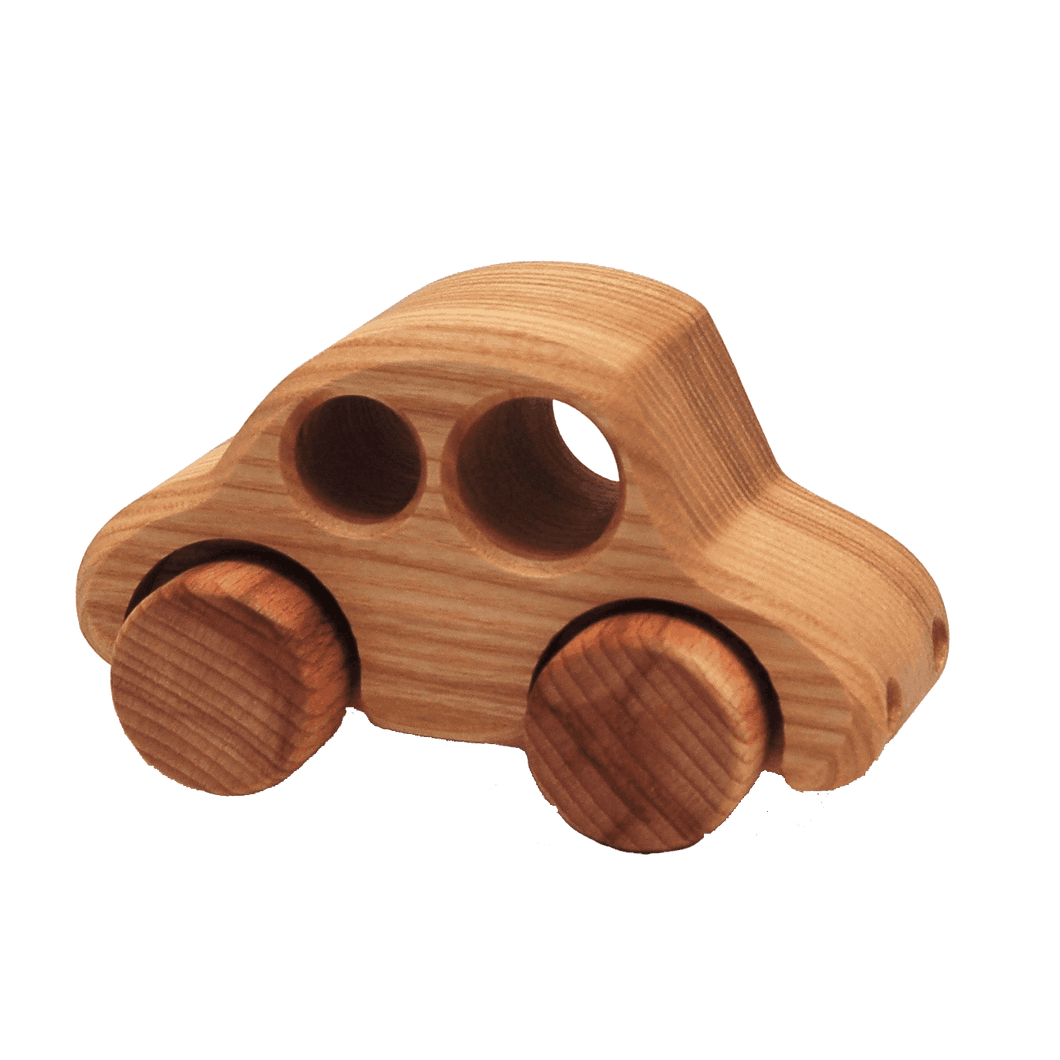 City Car in wood