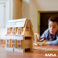 KAPLA wooden building planks 200 pcs.