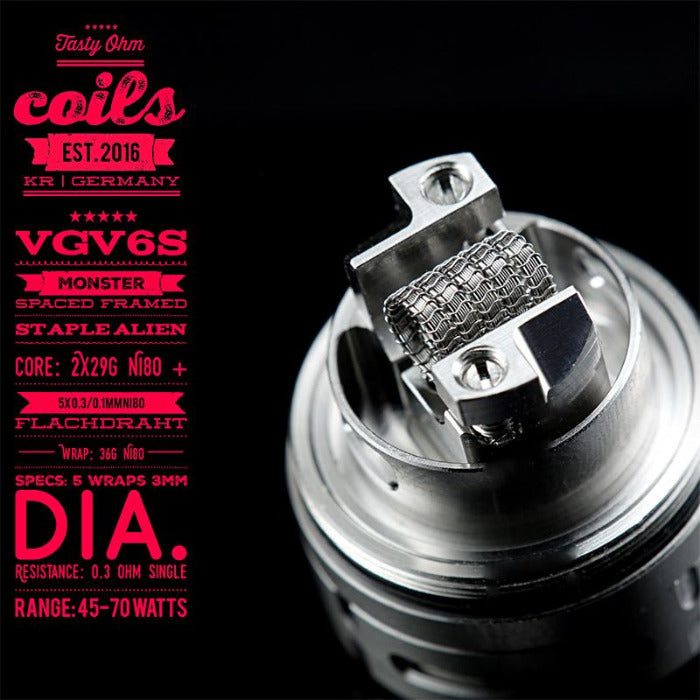Tasty-Ohm-Coils-VGV6S-Monster