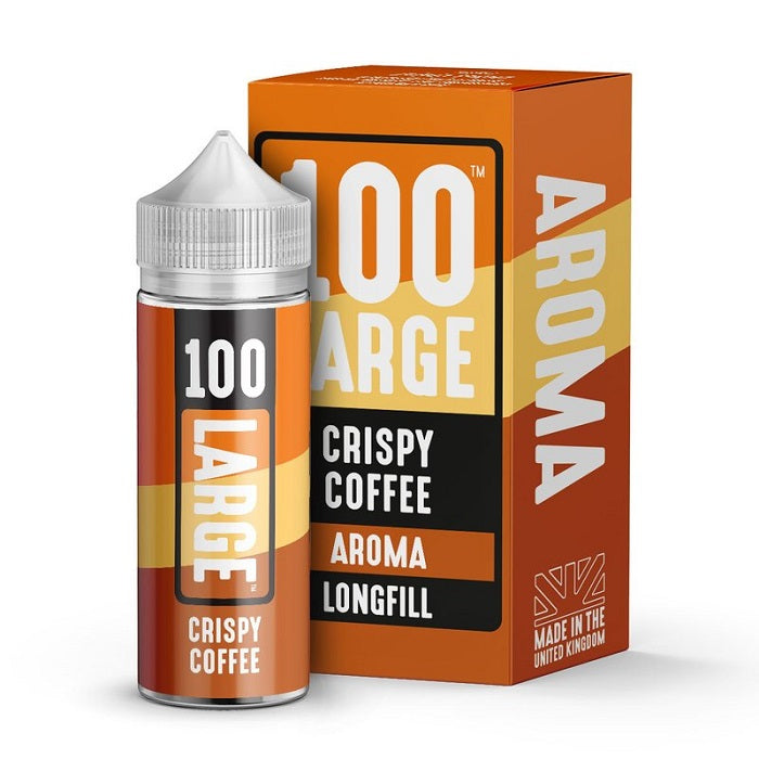 Large Juice - Crispy Coffee - 30ml Aroma (Longfill)