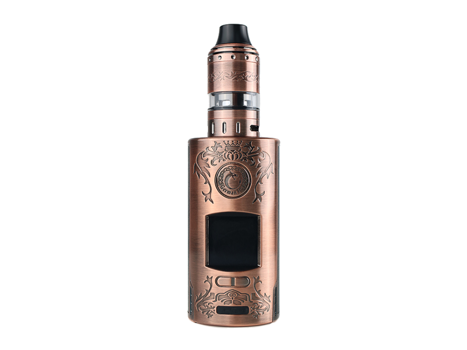 Vapefly Kriemhild Kit - 5ml 200W Set Limited Kupfer
