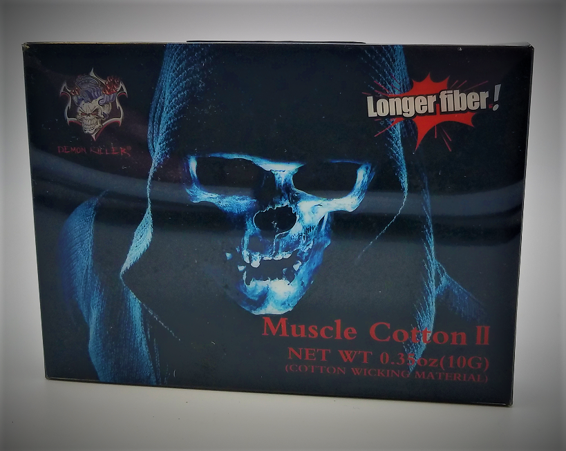 Demon Killer Muscle Cotton (Watte) 10g