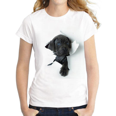Women's/Youth Tee  Labrador Retriever Puppy Breakthrough