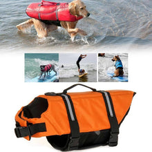 Load image into Gallery viewer, Doggie Life Jacket