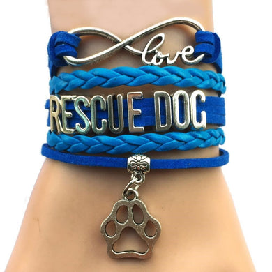 Infinite Love for Rescue Dogs