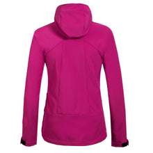 Load image into Gallery viewer, Women's Water/Windproof Soft Shell Fleece Lined Jacket