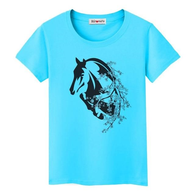 Jumping Horse Tee