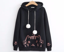 Load image into Gallery viewer, Warm and Fuzzy Hoodie