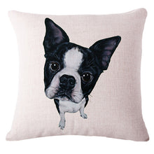 Load image into Gallery viewer, Cute Puppy Dog Novilty Print Pillow Covers