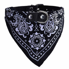 Load image into Gallery viewer, Adjustable Dog Bandana Collar