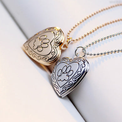 Photo Heart Locket