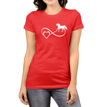 Load image into Gallery viewer, Infinite Love of the Horse Tee