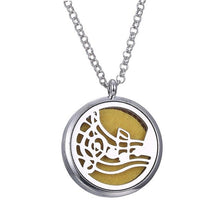 Load image into Gallery viewer, Aromatherapy Charm Pendant Necklace