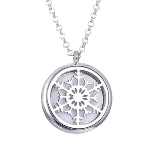 Aromatherapy Charm Pendant Necklace