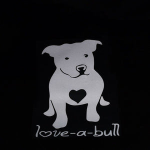 "Decal ""Love A Bull"""