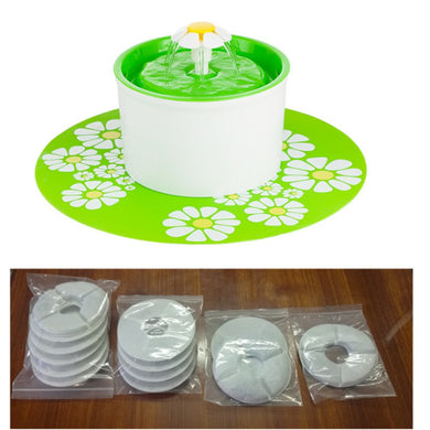 Carbon Filters for Flower Pet Fountain
