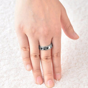 "Paw Ring ""Forever in My Heart"""