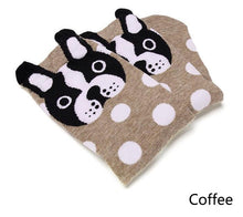 Load image into Gallery viewer, Women's Fashion Animal Polka Dot Socks