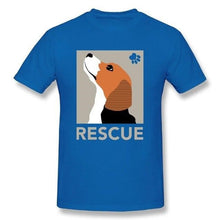 Load image into Gallery viewer, T-Shirt  Rescue Beagle Dog