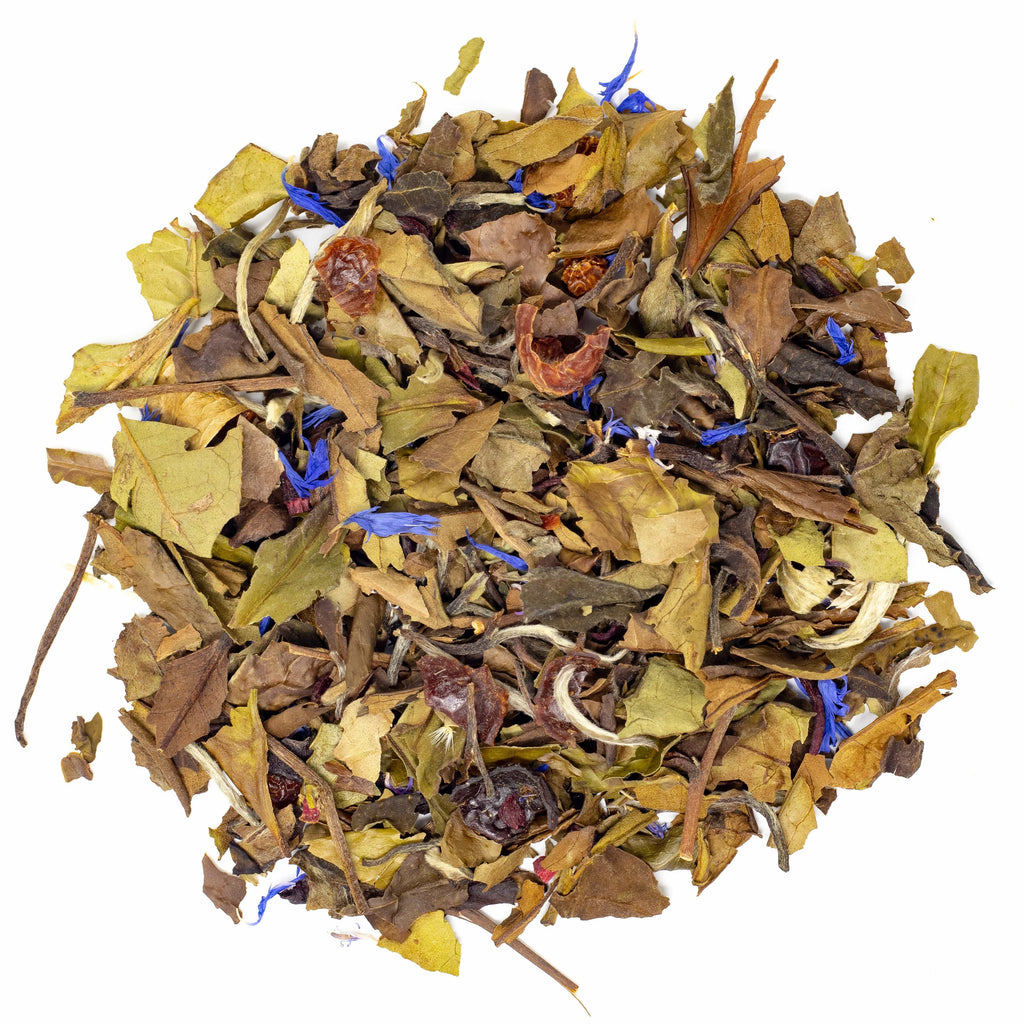 Chado Tea Loose Leaf Red, White and Blue