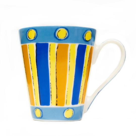 Chado Tea Striped Mug