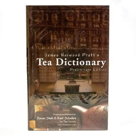 Chado Tea Tea Dictionary