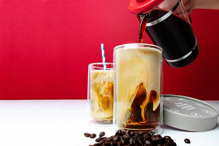 Coconut And Coffee Protein Smoothie Recipe.