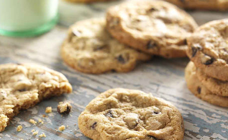 Paleo cookie with unflavoured WPC.