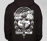 """What Hurts You Hurts Me"" Hoodie"