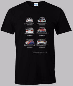 M3 Race Car Evolution