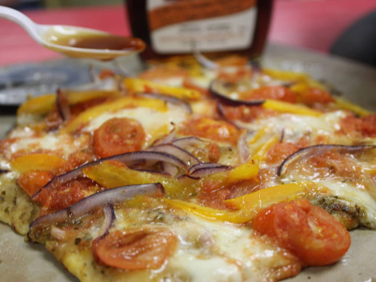 Recipe: Maple Pizza