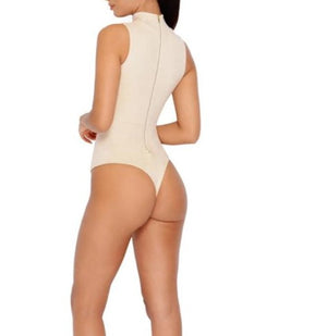 Tie Me Up Thong Bodysuit