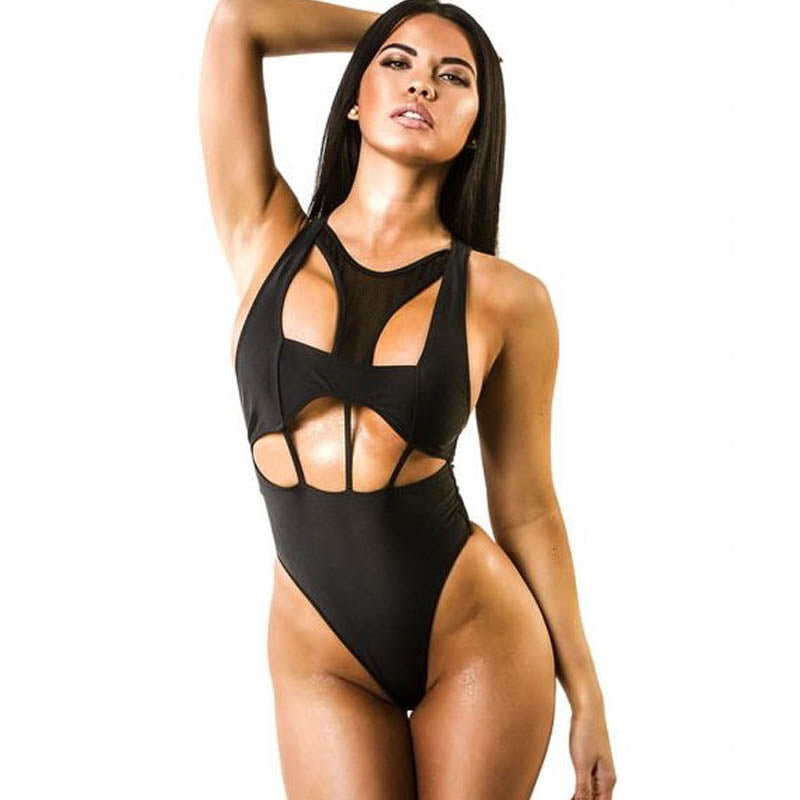 Up To No Good Thong Bodysuit