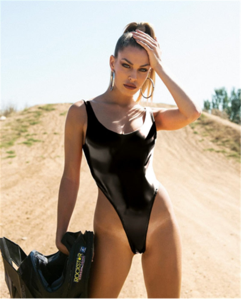 Temptress Thong Bodysuit